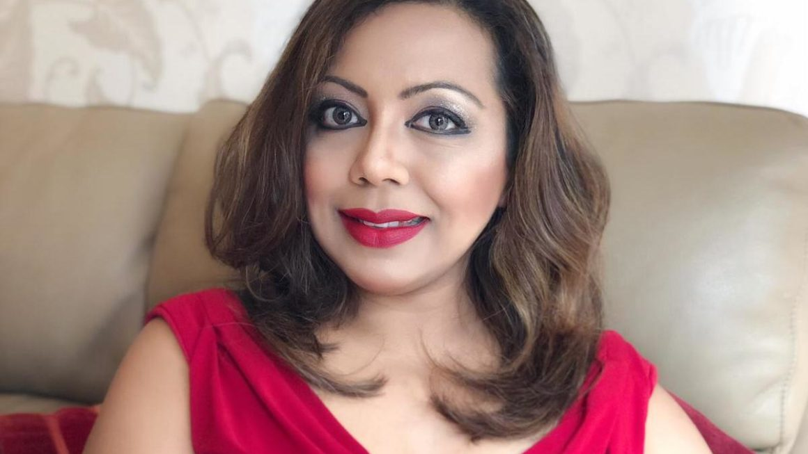 Beauty with Brains- Adrija Biswas