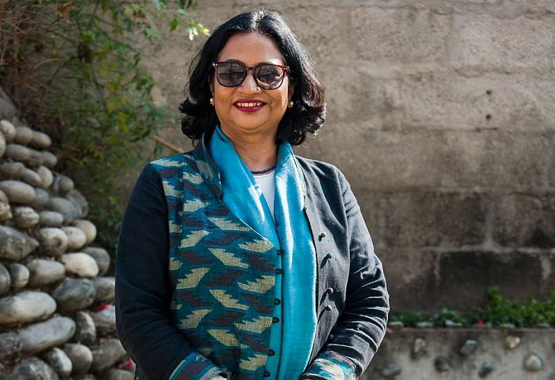 A strong woman with a soft heart – Sharada Rijal