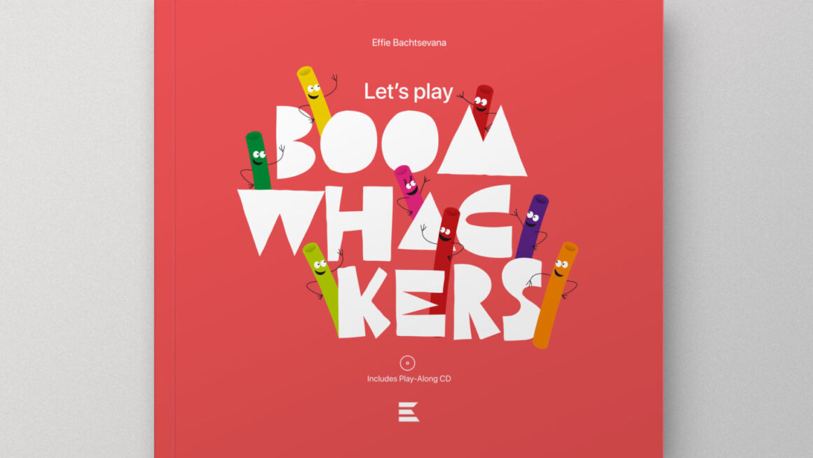 Effie Bachtsevana- Let's Playboomwhackers