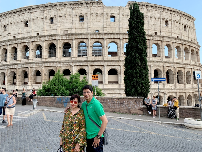 Travel Tales-The Slice of Italy