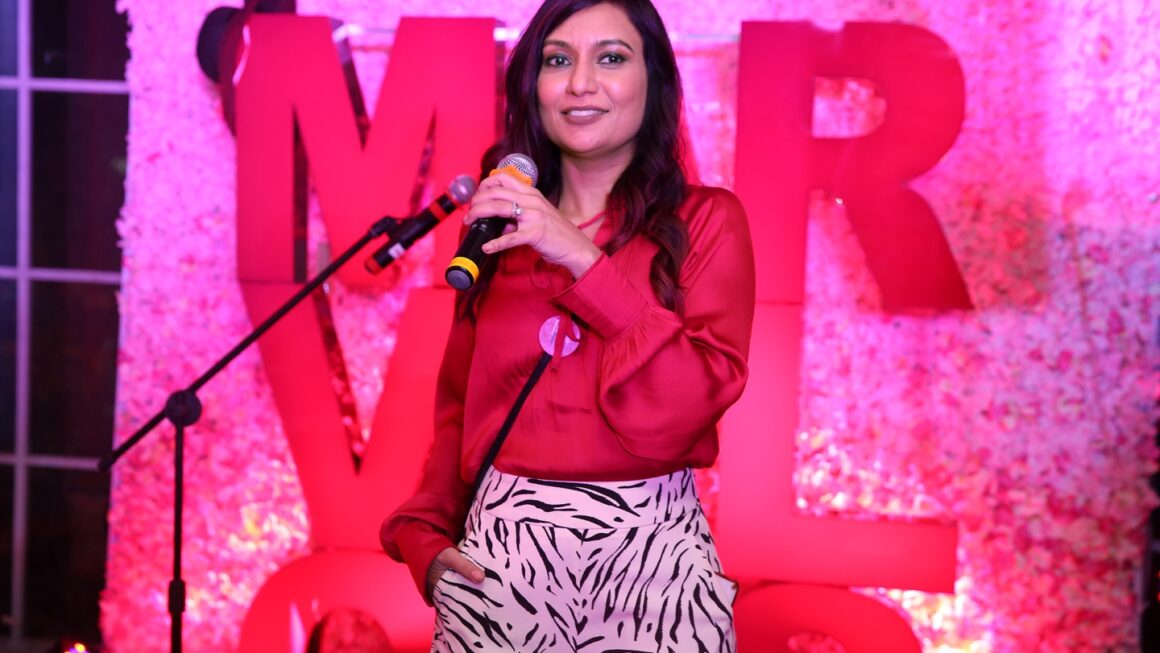 Uplift each other and Rise together…..Malini Agarwal