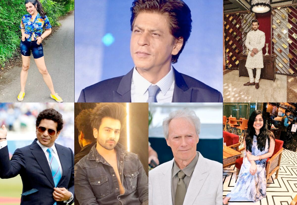 From Sachin Tendulkar, SRK to Big B, here are the idols of these celebrities!