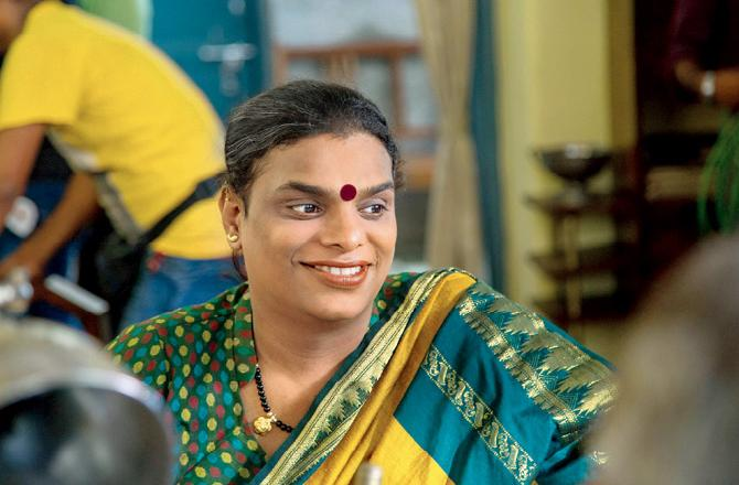 MEET INDIA'S FIRST TRANSGENDER MOTHER: SHREE GAURI SAWANT