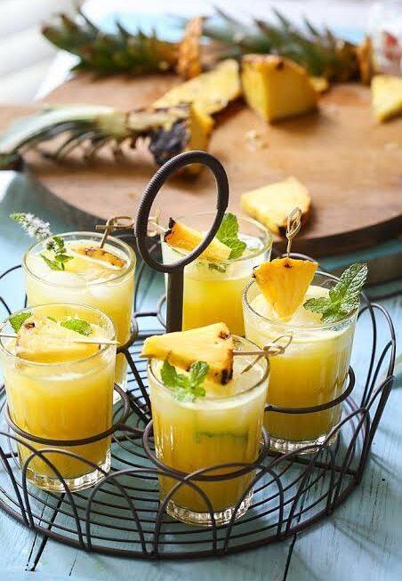 Pineapple Panna