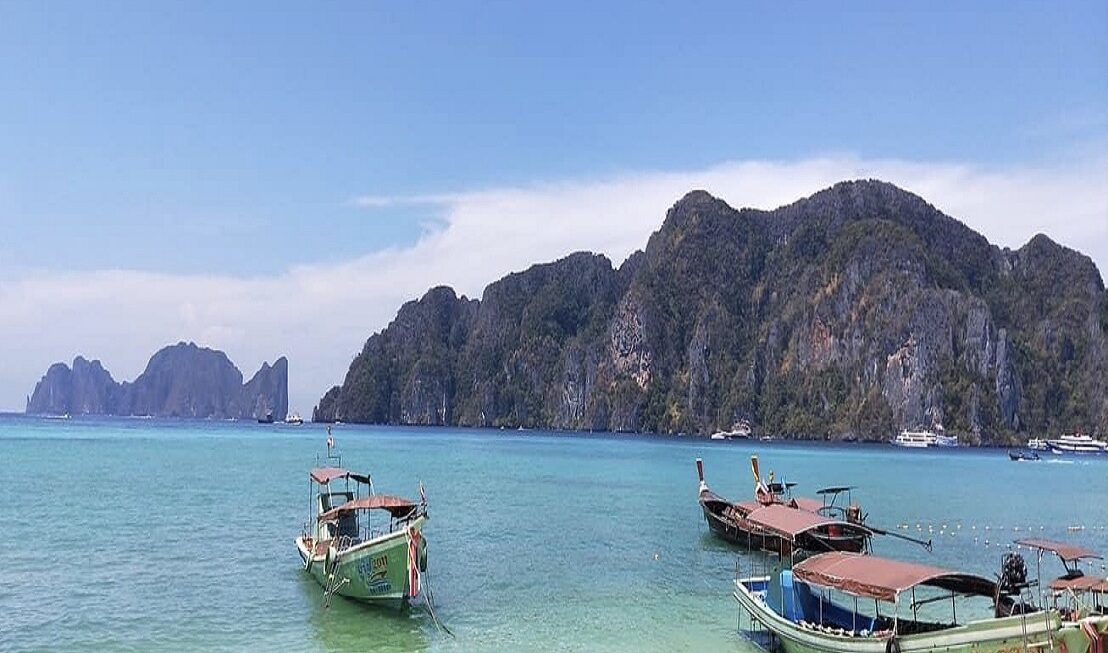 My best travel story- Krabi tales