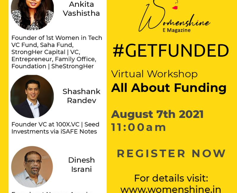 #GETFUNDED : Virtual Funding Event