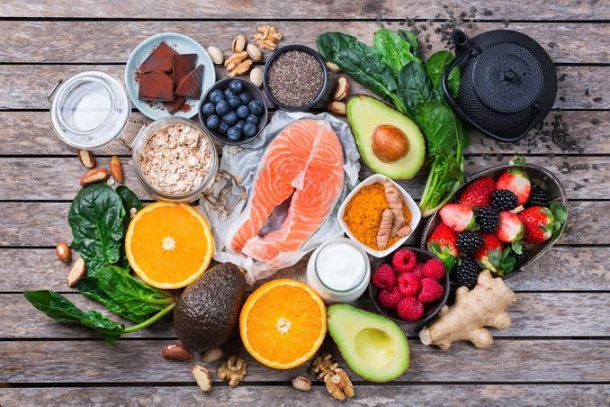 Foods that Counteract Stress