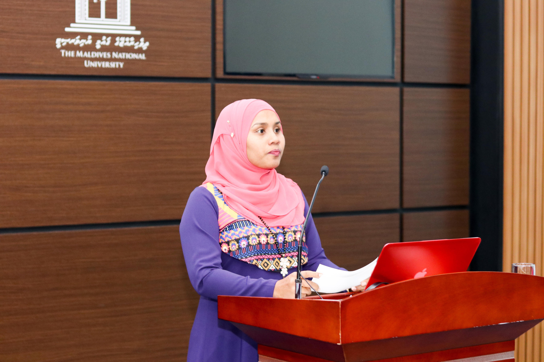 Shaheena: Shine Global from Maldives