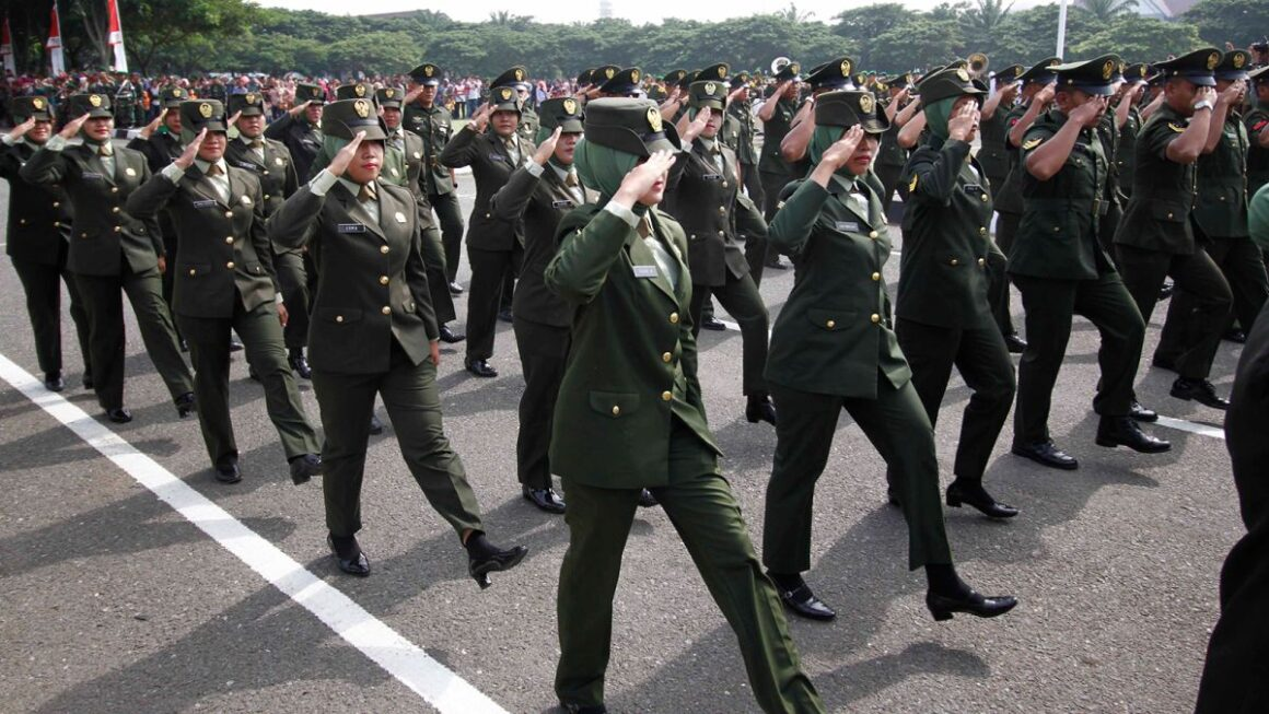 No More Virginity Tests For Women Cadets in Indonesian Army