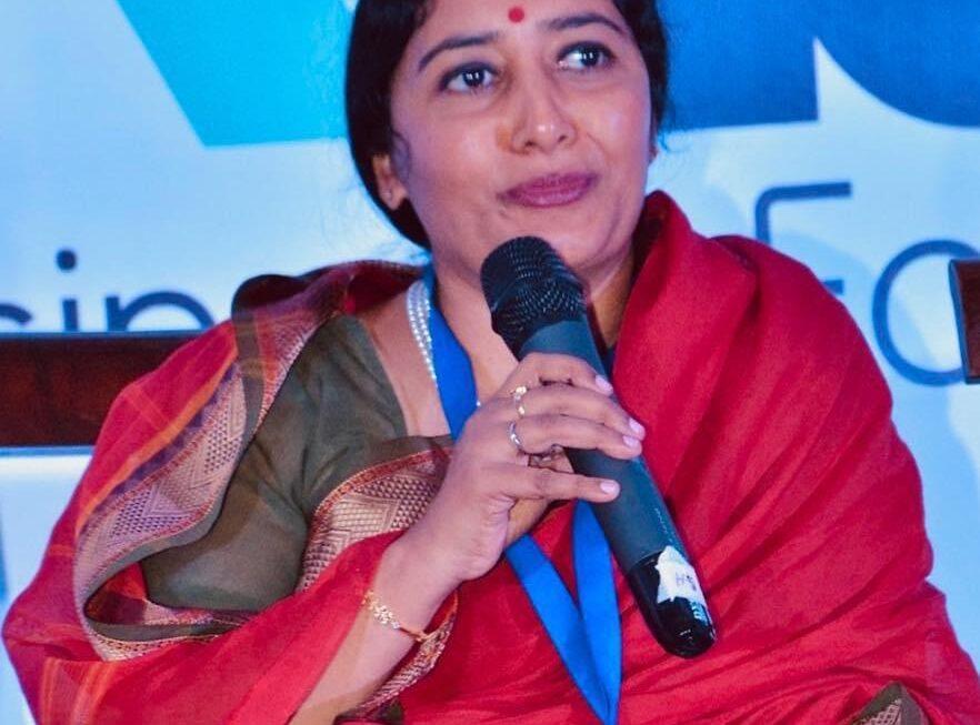 Woman with a Vision : Chayaa Nanjappa